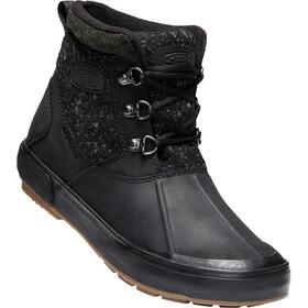 Keen Elsa II Ankle Wool WP Scarpe Donna, black/raven